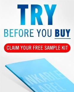 Free Samples Banner AD - V1