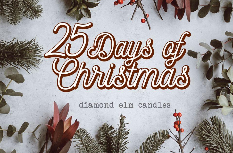 In the Spotlight: Diamond Elm Candles (DE Candles)